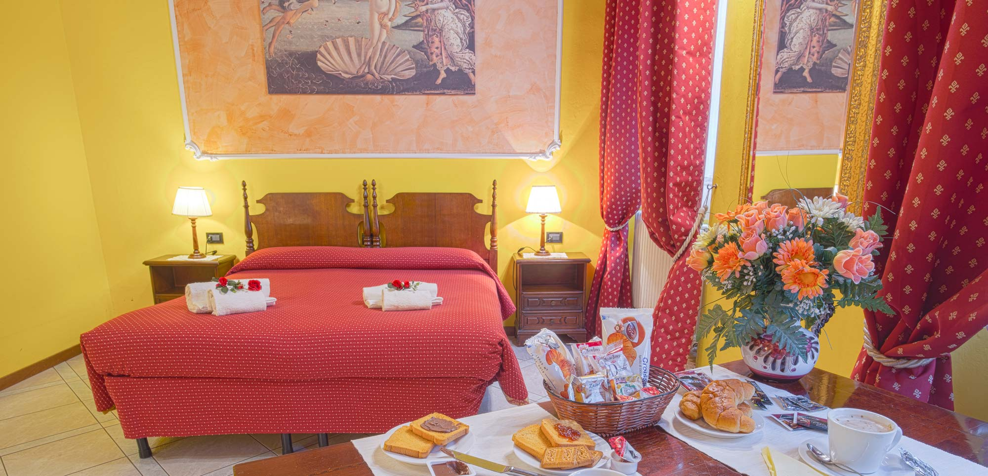 Soggiorno Alessandra Bed and Breakfast in Florence