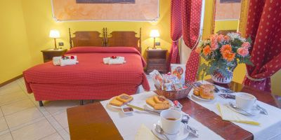 5 rooms in the heart of Florence